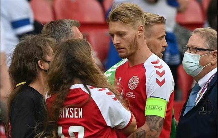 Simon Kjaer, ân nhân cứu mạng của Eriksen - ảnh 3