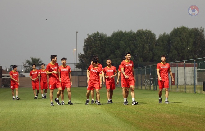 Tuấn Anh khó đá trận UAE, Quang Hải được HLV Park gặp riêng - ảnh 3