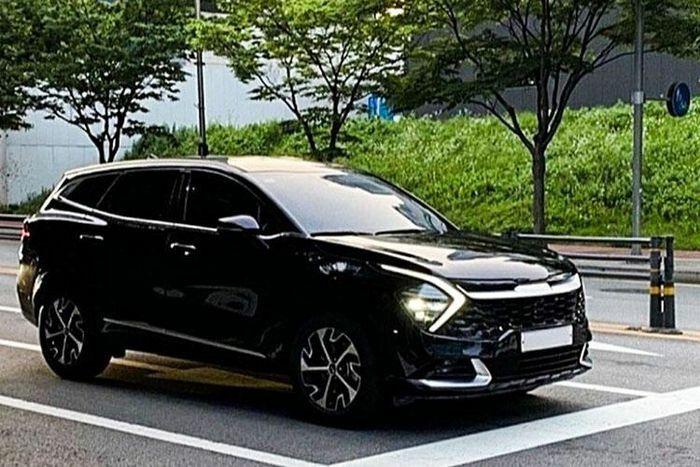 Kia Sportage 2022 hoàn toàn mới đã lăn bánh, sắp về Việt Nam? - ảnh 1