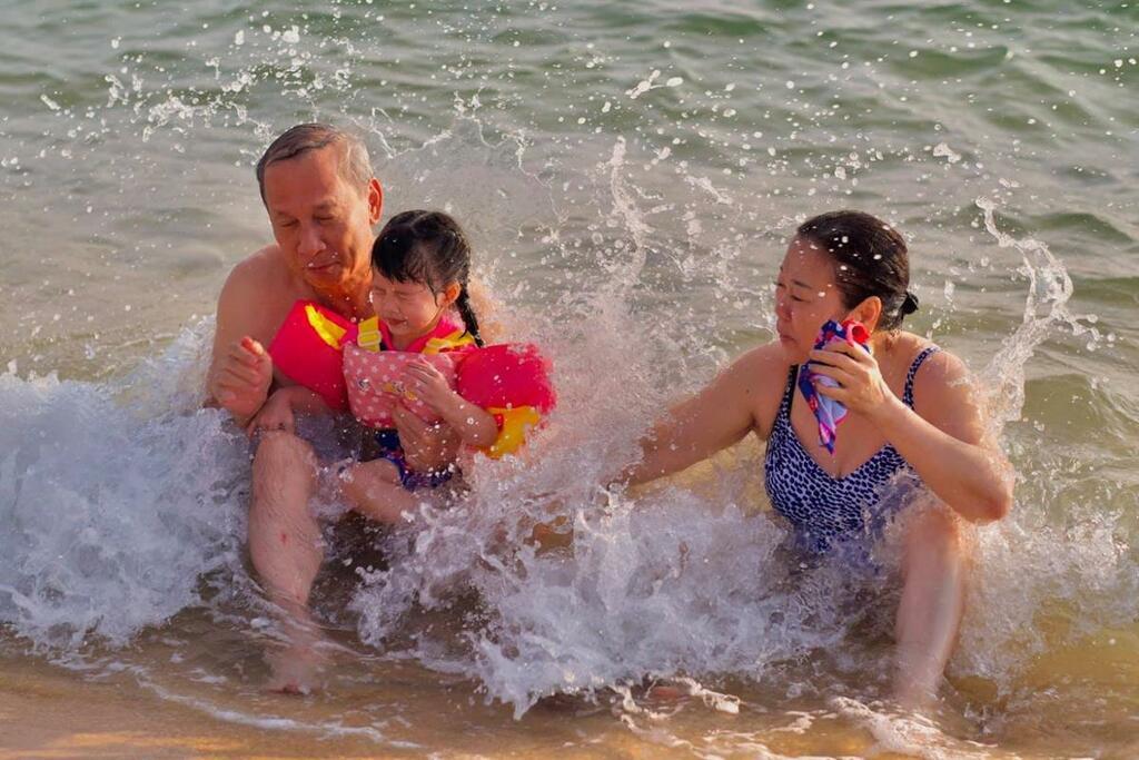 Gia đình hạnh phúc của Đặng Thu Thảo - ảnh 10