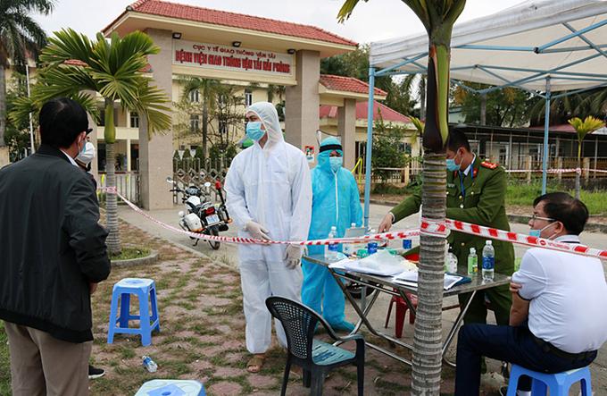 Bắc Giang: Thêm 125 ca dương tính với SARS-CoV-2 - ảnh 2