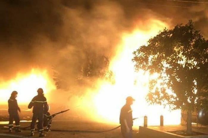 Điều tra vụ cháy lớn tại công ty sản xuất nhựa bao bì - ảnh 1