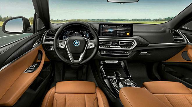 BMW trình làng bộ đôi xe SUV X3 và X4 bản nâng cấp giữa dòng đời - ảnh 6