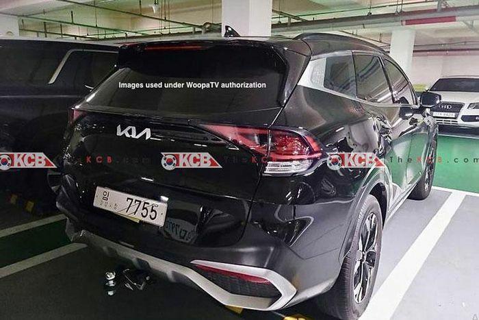 Kia Sportage 2022 hoàn toàn mới đã lăn bánh, sắp về Việt Nam? - ảnh 7