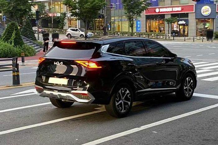Kia Sportage 2022 hoàn toàn mới đã lăn bánh, sắp về Việt Nam? - ảnh 3