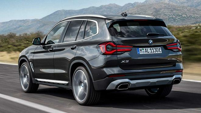 BMW trình làng bộ đôi xe SUV X3 và X4 bản nâng cấp giữa dòng đời - ảnh 4