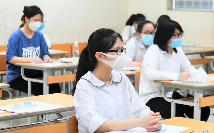 Đề thi Toán vào lớp 10 Hà Nội giảm ''nhiệt'' về độ khó - ảnh 1