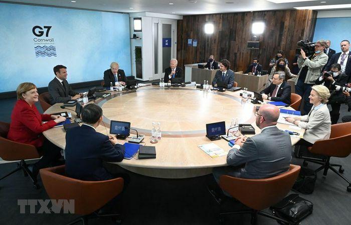 Các lãnh đạo G7 tuyên bố sẽ ủng hộ các mục tiêu về môi trường - ảnh 1