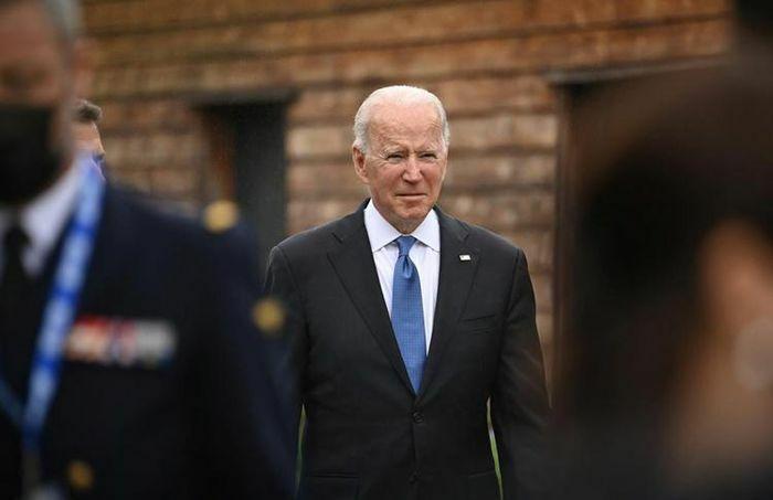 Tổng thống Biden họp báo một mình sau cuộc gặp thượng đỉnh với ông Putin - ảnh 1