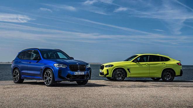 BMW trình làng bộ đôi xe SUV X3 và X4 bản nâng cấp giữa dòng đời - ảnh 2