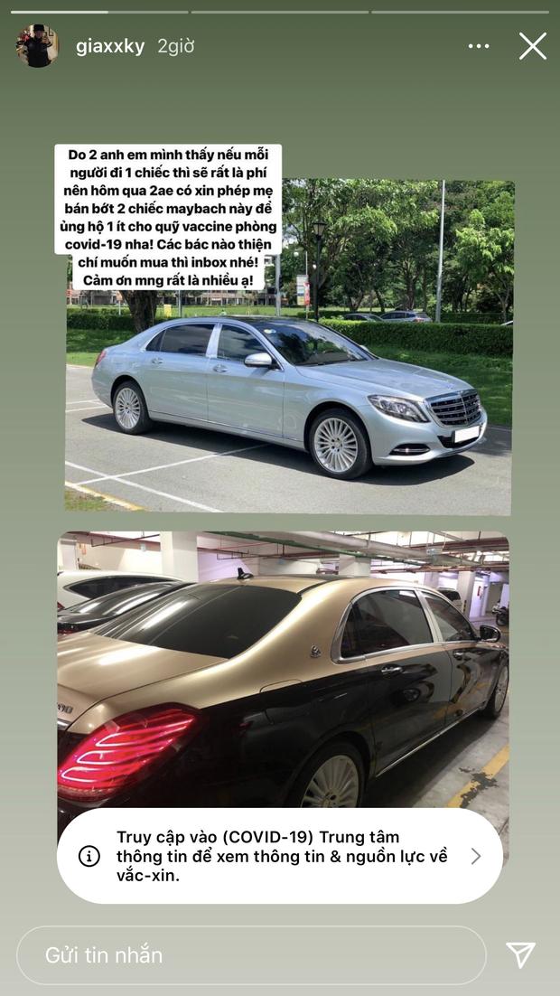 """Rich kid 2003 Gia Kỳ """"nức tiếng"""" với hàng loạt siêu xe nhưng vẫn không lên đời iPhone 12, lý do khiến netizen ào ào hoan hô! - ảnh 7"""