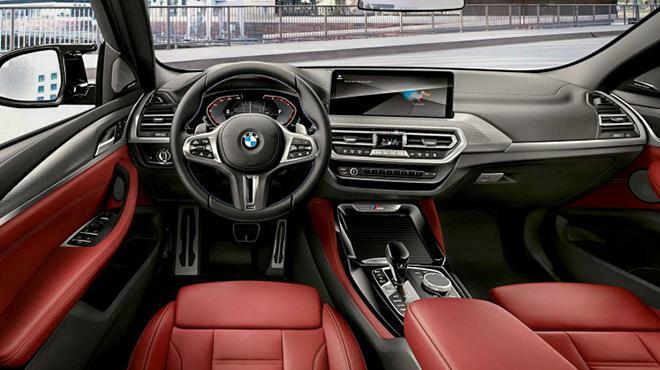BMW trình làng bộ đôi xe SUV X3 và X4 bản nâng cấp giữa dòng đời - ảnh 12