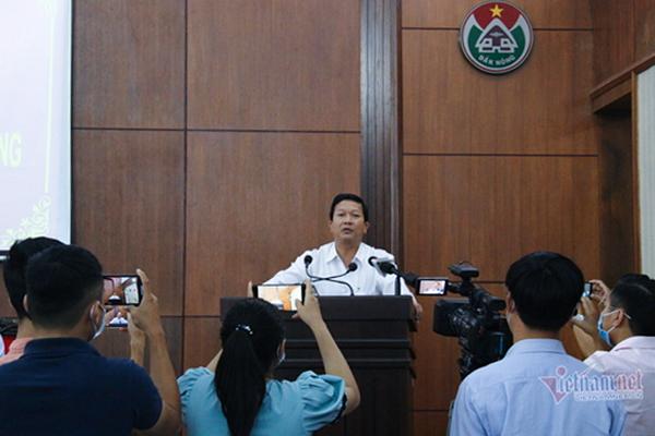 Chánh án TAND tỉnh Đắk Nông thông tin vụ tòa án huyện lập khống 57 hồ sơ - ảnh 1