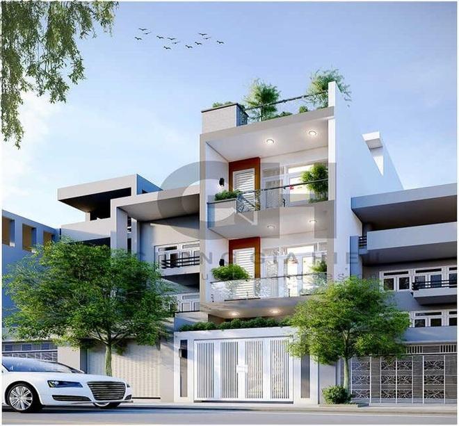Kiến tạo không gian sống xanh cho nhà ở đô thị - ảnh 4