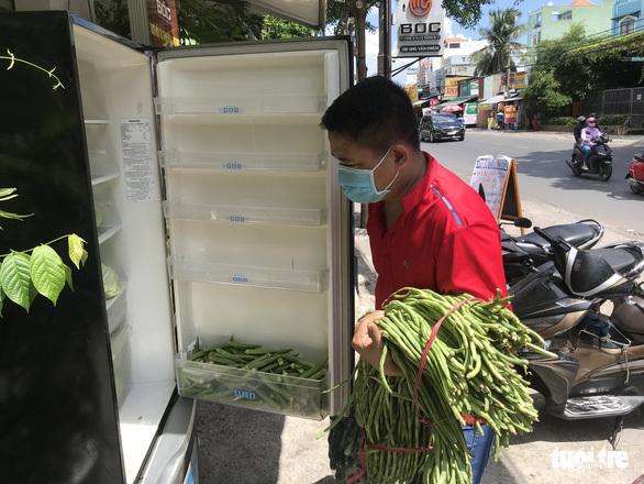 Thương sao cái ''tủ lạnh cộng đồng'' ở Sài Gòn - ảnh 3