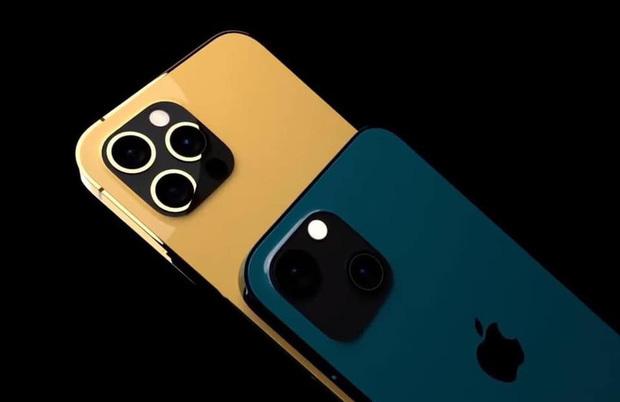 Xuất hiện concept iPhone 13 đẹp mãn nhãn với 7749 tuỳ chọn màu sắc cực đỉnh, chỉ muốn nhiều tiền để tậu hết thôi! - ảnh 2