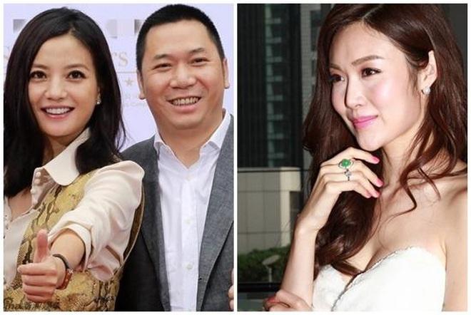 Cựu hoa hậu nổi tiếng mất bạn trai giàu có vào tay Triệu Vy giờ ra sao? - ảnh 4