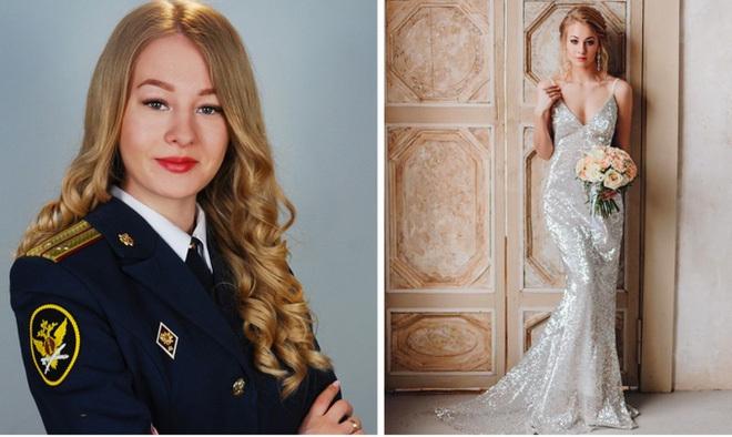 Vẻ đẹp các nữ quản giáo Nga tham gia cuộc thi hoa khôi ngành trại giam - ảnh 12
