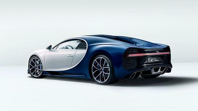 Bugatti Chiron phiên bản giường ngủ trông sẽ như thế này này - ảnh 2