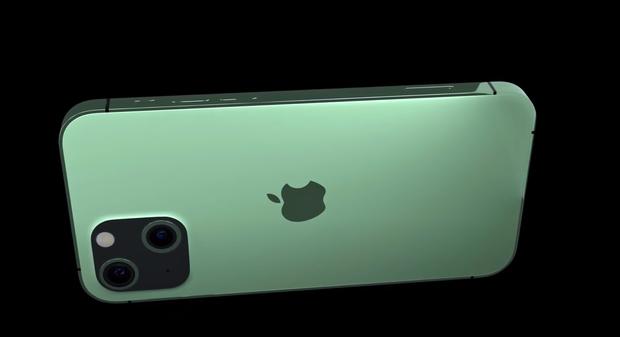 Xuất hiện concept iPhone 13 đẹp mãn nhãn với 7749 tuỳ chọn màu sắc cực đỉnh, chỉ muốn nhiều tiền để tậu hết thôi! - ảnh 4