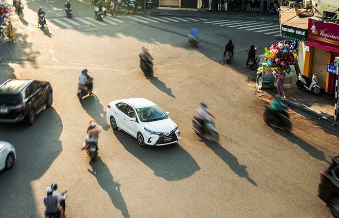 Lý giải điều hoà Toyota Vios 2021 vượt trội, góp sức giúp doanh số đi đầu phân khúc - ảnh 5