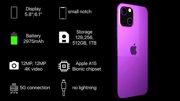 Xuất hiện concept iPhone 13 đẹp mãn nhãn với 7749 tuỳ chọn màu sắc cực đỉnh, chỉ muốn nhiều tiền để tậu hết thôi! - ảnh 10