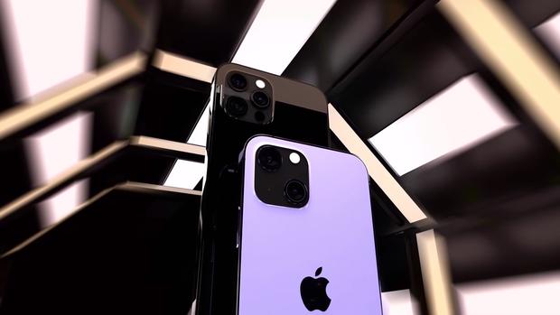 Xuất hiện concept iPhone 13 đẹp mãn nhãn với 7749 tuỳ chọn màu sắc cực đỉnh, chỉ muốn nhiều tiền để tậu hết thôi! - ảnh 1