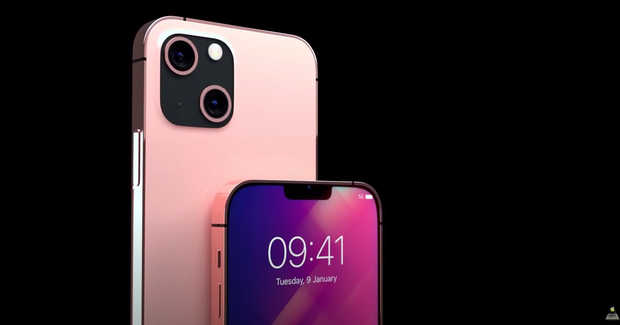 Xuất hiện concept iPhone 13 đẹp mãn nhãn với 7749 tuỳ chọn màu sắc cực đỉnh, chỉ muốn nhiều tiền để tậu hết thôi! - ảnh 3
