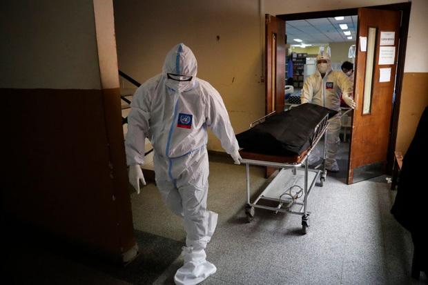 Tỷ lệ tử vong gấp 8 lần mức trung bình thế giới, Nam Mỹ thành tâm dịch Covid-19 mới - ảnh 1