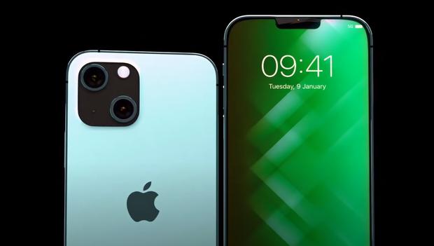 Xuất hiện concept iPhone 13 đẹp mãn nhãn với 7749 tuỳ chọn màu sắc cực đỉnh, chỉ muốn nhiều tiền để tậu hết thôi! - ảnh 6