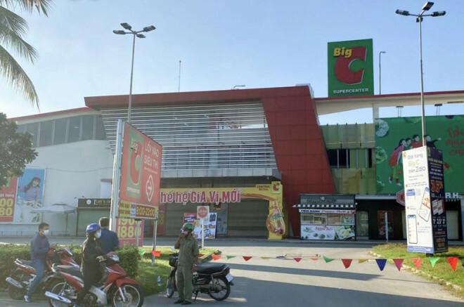 Đồng Nai: Xét nghiệm 800 người liên quan ca SARS-CoV-2 đến siêu thị Big C - ảnh 1