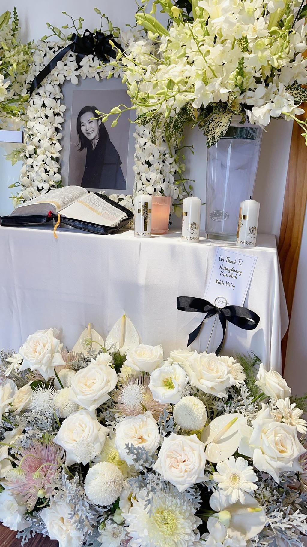 Người mẫu đời đầu Hàn Quốc, mẹ chồng ca sĩ Pha Lê qua đời - ảnh 2