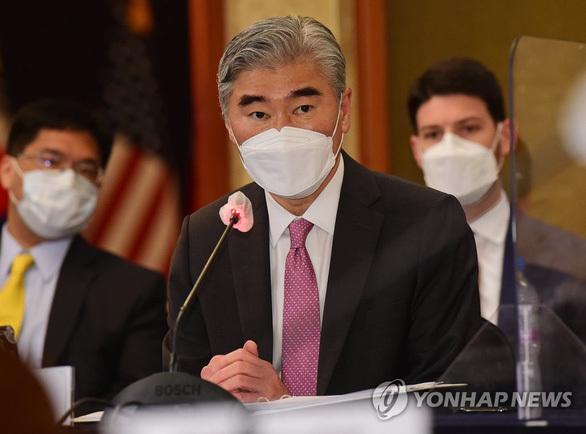 Mỹ phát tín hiệu sẵn sàng đối thoại với Triều Tiên 'mọi lúc, mọi nơi' - ảnh 1