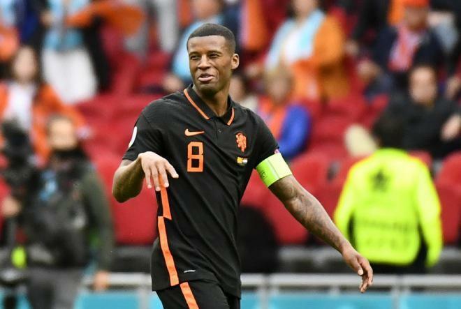 Ngôi sao EURO: Wijnaldum thăng hoa so kè Ronaldo, Hà Lan thắng như chẻ tre - ảnh 1