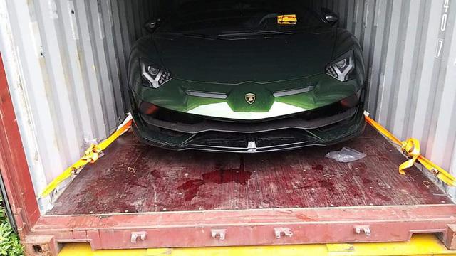 Đại gia lan Sài Gòn khoe Lamborghini Aventador SVJ màu độc nhất Việt Nam, bổ sung vào bộ sưu tập hàng loạt siêu xe khủng - ảnh 1