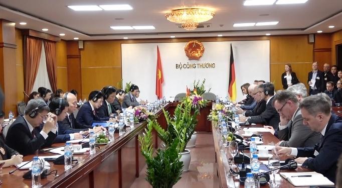 Việt Nam - Đức: Đẩy mạnh hợp tác phát triển năng lượng tái tạo - ảnh 1