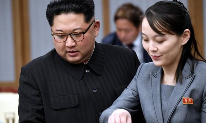 Vì sao em gái ông Kim Jong-un