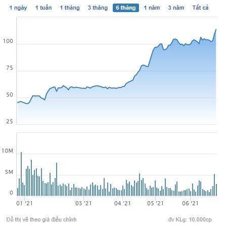Thị giá 115.000 đồng, Novaland phát hành gần 6 triệu cổ phiếu chuyển đổi trái phiếu, với giá chuyển đổi 44.000 đồng/cp - ảnh 1
