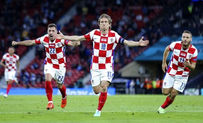 Luka Modric tỏa sáng rực rỡ: Người Balkan.... không trầm lặng - ảnh 2