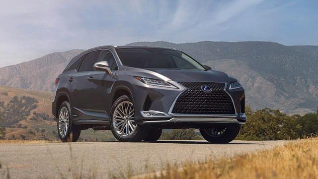 Top 10 mẫu SUV hybrid năm 2021 - ảnh 6