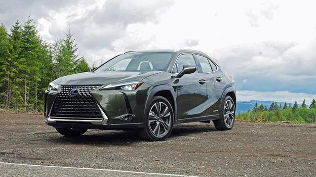 Top 10 mẫu SUV hybrid năm 2021 - ảnh 7