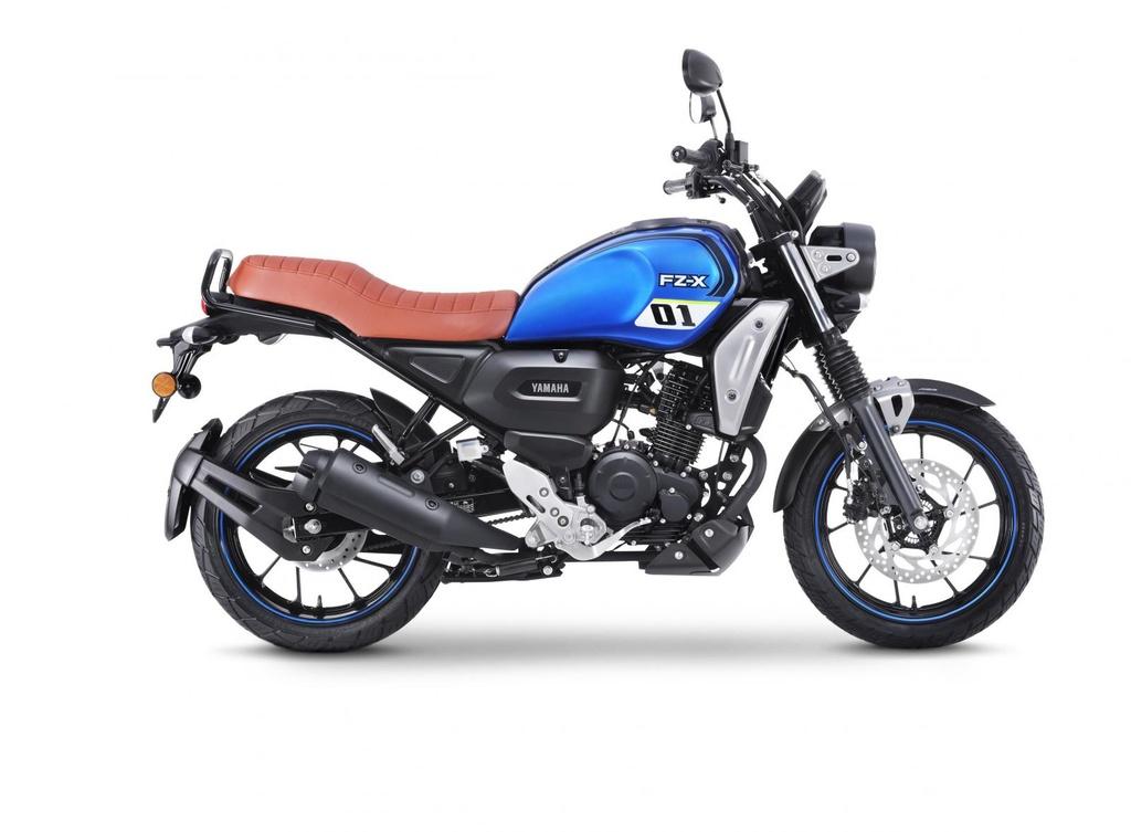 Yamaha ra mắt xe côn tay 150 cc mới - ảnh 3