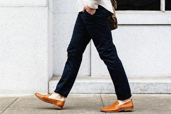 Nam giới có chiều cao khiêm tốn nên đi giày gì? - ảnh 2