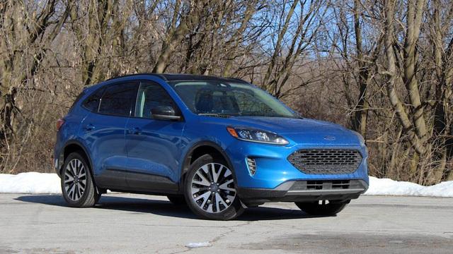 Top 10 mẫu SUV hybrid năm 2021 - ảnh 1