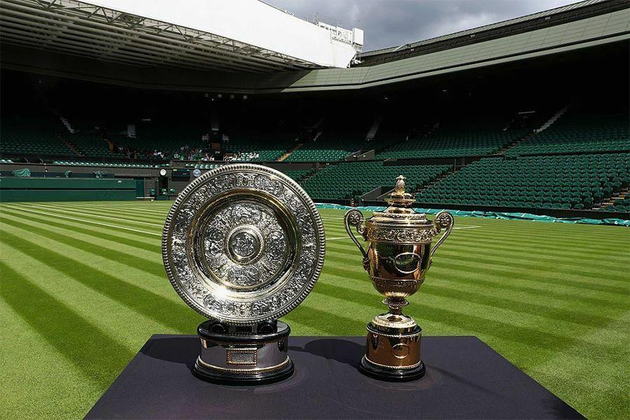 Lịch thi đấu tennis đơn nam Wimbledon 2021 - ảnh 1