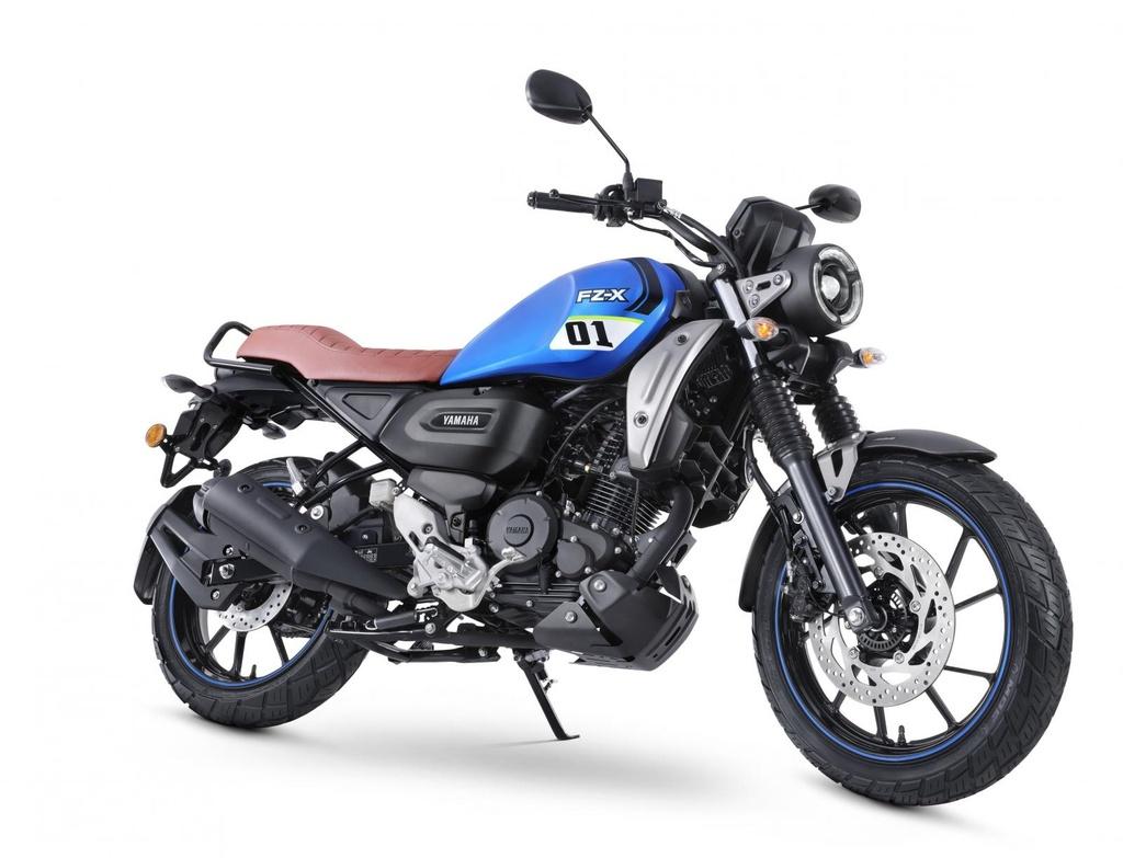 Yamaha ra mắt xe côn tay 150 cc mới - ảnh 1