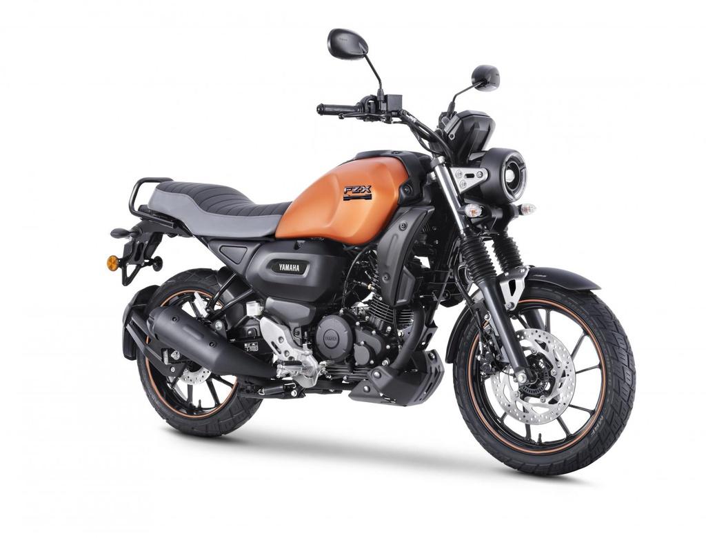 Yamaha ra mắt xe côn tay 150 cc mới - ảnh 9