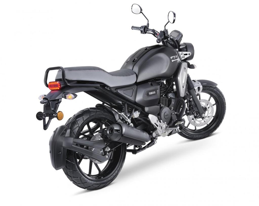 Yamaha ra mắt xe côn tay 150 cc mới - ảnh 2