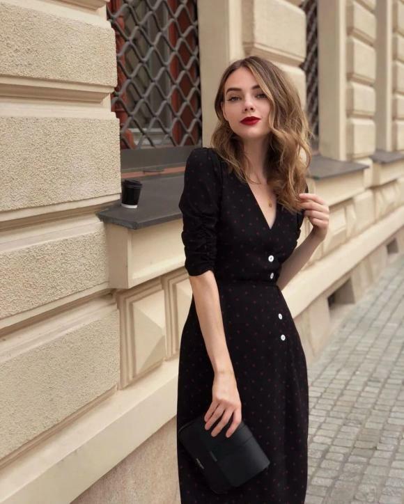 """""""Phong cách cao cấp kiểu Pháp"""" đang thịnh hành trong mùa hè này. Bất cứ ai cũng có thể mặc! - ảnh 1"""