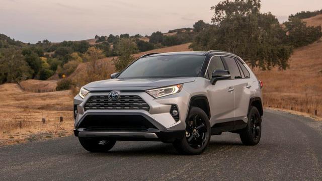 Top 10 mẫu SUV hybrid năm 2021 - ảnh 4